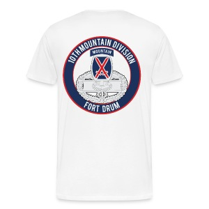 10th Mountain CFMB - Men's Premium T-Shirt