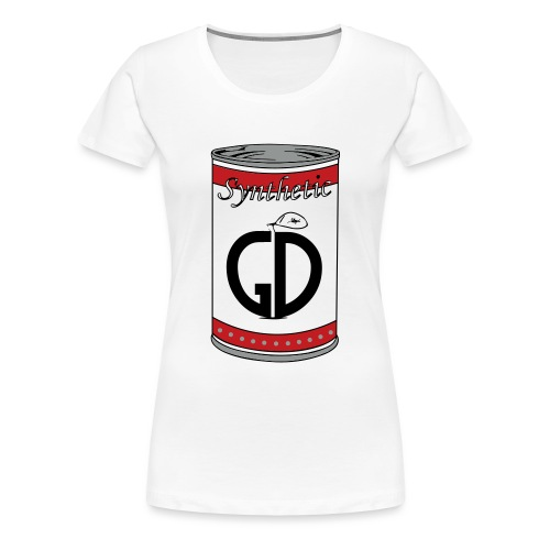 Synthetic GD - Women's Premium T-Shirt