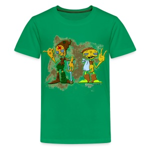 Ongher's UFO - Kids' Premium T-Shirt