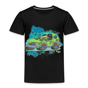 Ongher's UFO - Toddler Premium T-Shirt