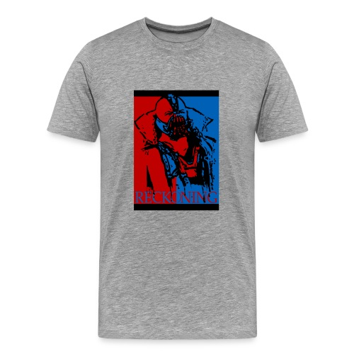 Reckoning - Men's Premium T-Shirt