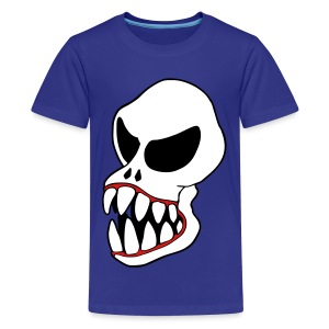 Monster Skull Kid's T-shirt - Kids' Premium T-Shirt