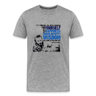 T-Shirts ~ Men's Premium T-Shirt ~ Think for Yourself