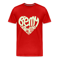 T-Shirts ~ Men's Premium T-Shirt ~ Be My Valentine