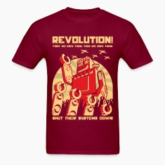 Robot Revolution T-Shirts