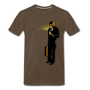 Monkey Business As Usual - Men's Premium T-Shirt