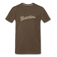 T-Shirts ~ Men's Premium T-Shirt ~ Hawking