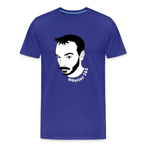 Men's Premium T-Shirt - This is the tshirt for Maurice 365 a daily vlog on youtube. http://www.youtube.com/suavemaurice
