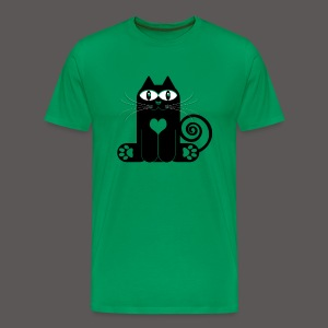 LOVE CAT - Men's Premium T-Shirt