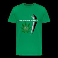 T-Shirts ~ Men's Premium T-Shirt ~ TGTCF P&P 3X/4X