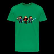T-Shirts ~ Men's Premium T-Shirt ~ Lets Fight!
