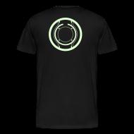 T-Shirts ~ Men's Premium T-Shirt ~ TRON uprising (glow)