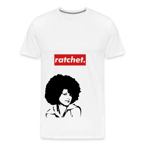 RATCHET Woman - Men's Premium T-Shirt
