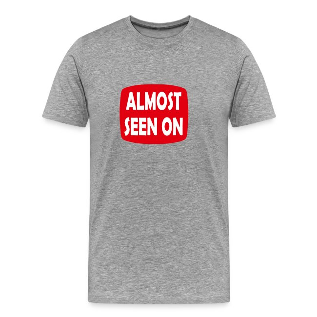 Almost Seen On Logo Tee