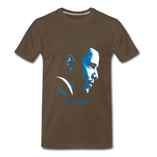 Obama Tshirt - Men's Premium T-Shirt