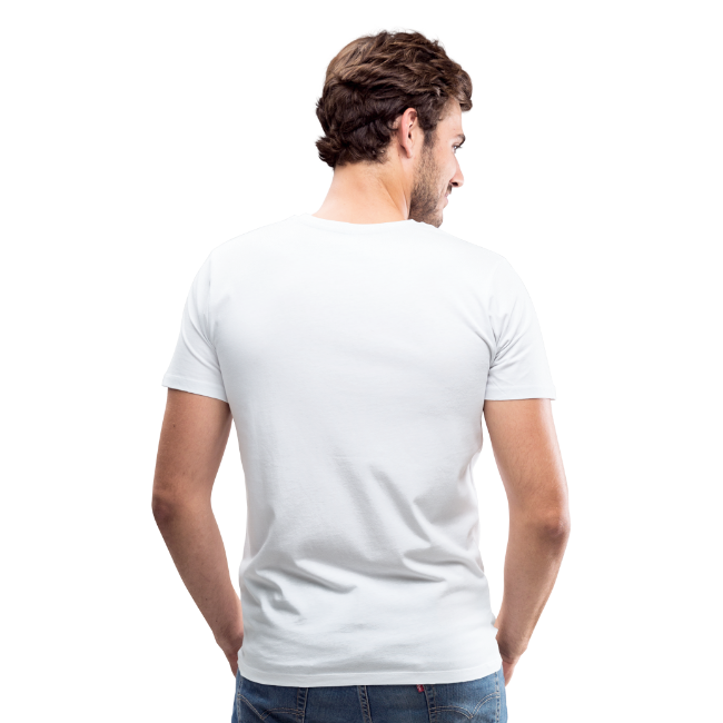 Mens Premium T Hell on Wheels (Front)
