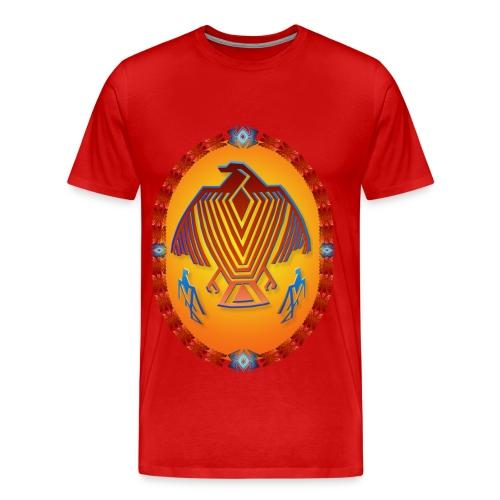 Native Thunderbird Design - Men's Premium T-Shirt