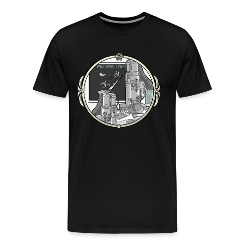 KGW_LIB_9 - Men's Premium T-Shirt