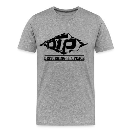 DTP Logo - Men's Premium T-Shirt