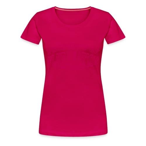 Property of #Ludanation - Women's Premium T-Shirt