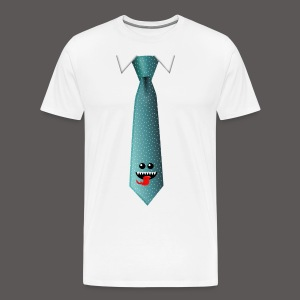 TIE 1 - Men's Premium T-Shirt