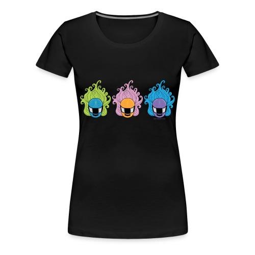 Helmets Plus - Women's Premium T-Shirt