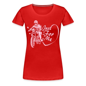 Just For Me Plus - Women's Premium T-Shirt