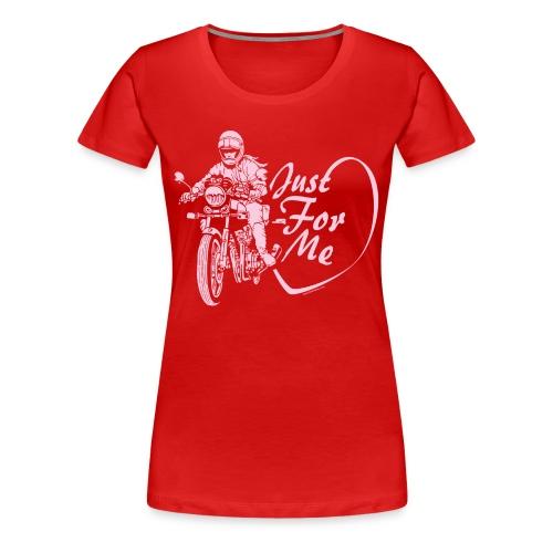Just For Me Plus - Women's Premium T-Shirt