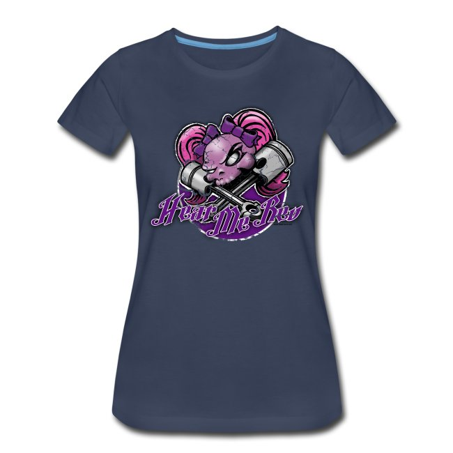 Girl Gear Skull Plus