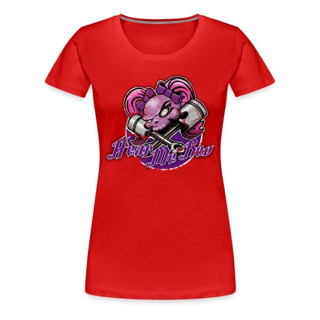 Girl Gear Skull Plus