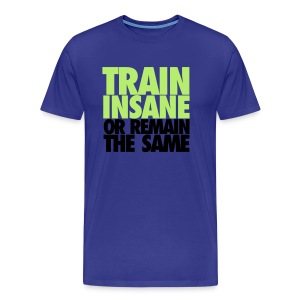 Training Shirt - Men's Premium T-Shirt
