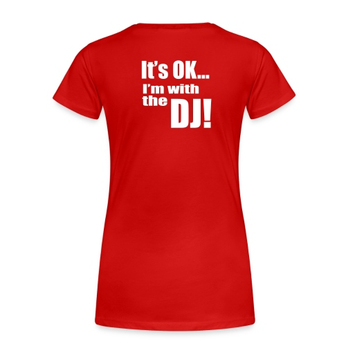 Official Womens T-Shirt - Women's Premium T-Shirt