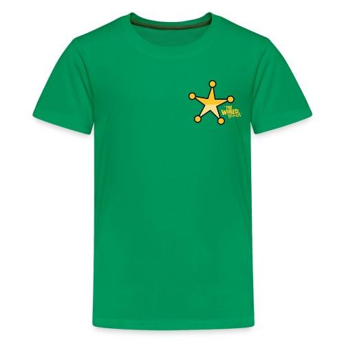 DEPUTIZED! Bot Holiday T-shirt - Kids' Premium T-Shirt