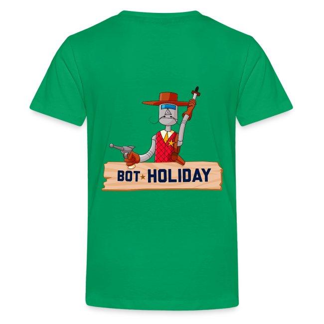 DEPUTIZED! Bot Holiday T-shirt