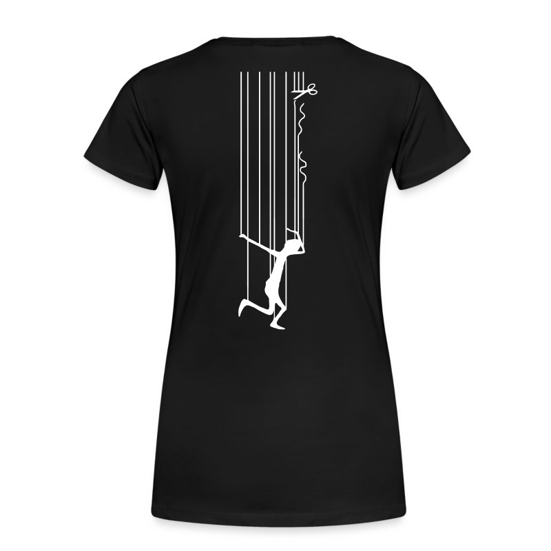 Conspiracy Syndrome  - Women's Premium T-Shirt