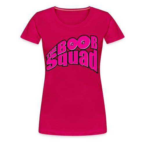 The Boob Squad - Women's Premium T-Shirt