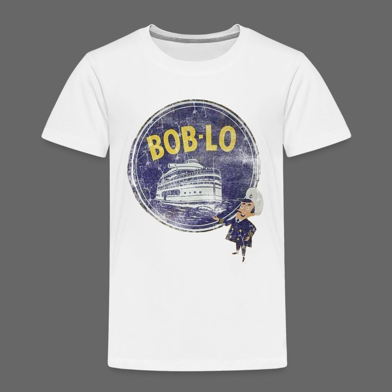 Old Boblo - Toddler Premium T-Shirt