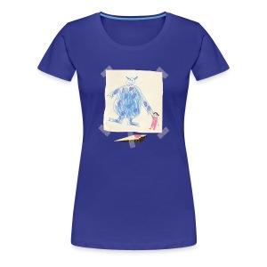 Women's Remembering Boo - Women's Premium T-Shirt