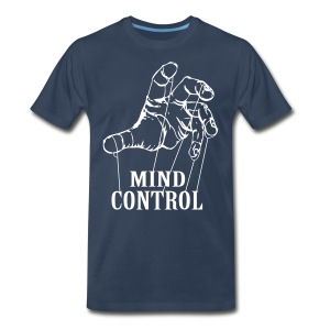 mind control - Men's Premium T-Shirt