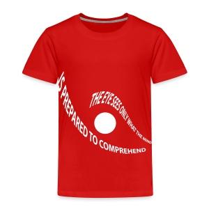 the eye - Toddler Premium T-Shirt
