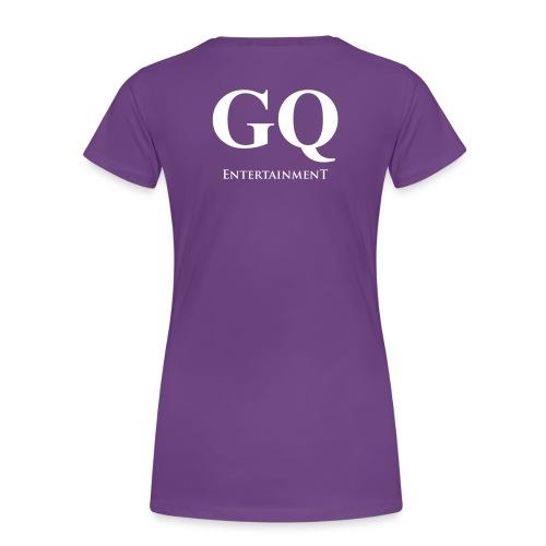 I Heart GQ Ent Crew - Women's Premium T-Shirt