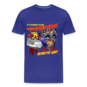 JoCo Cruise Crazy Anime (men's better quality) - Men's Premium T-Shirt