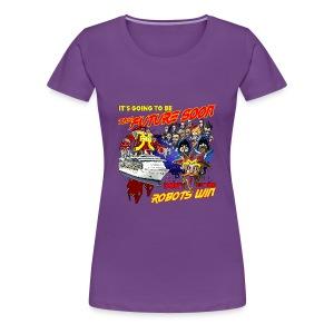 JoCo Cruise Crazy Anime (women's fitted) - Women's Premium T-Shirt