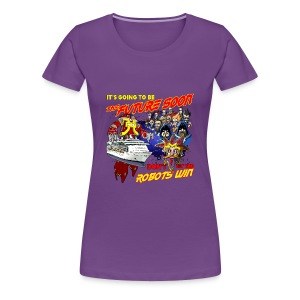 JoCo Cruise Crazy Anime (women's fitted) - Women's Premium T-Shirt