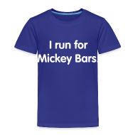 Baby & Toddler Shirts ~ Toddler Premium T-Shirt ~ Mickey Bar (Toddlers)