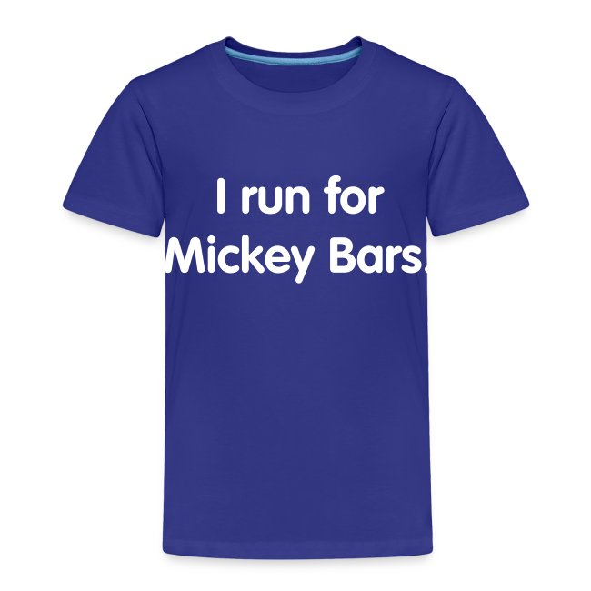 Mickey Bar (Toddlers)