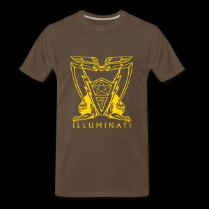 Illuminati Aegis - Men's Premium T-Shirt
