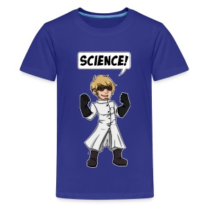 Kid's Science Tee - Kids' Premium T-Shirt