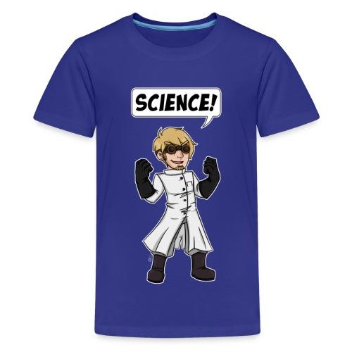 Kid's Science Tee - Kids' Premium T-Shirt