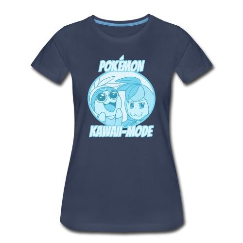 Kawaii Women's T - Women's Premium T-Shirt